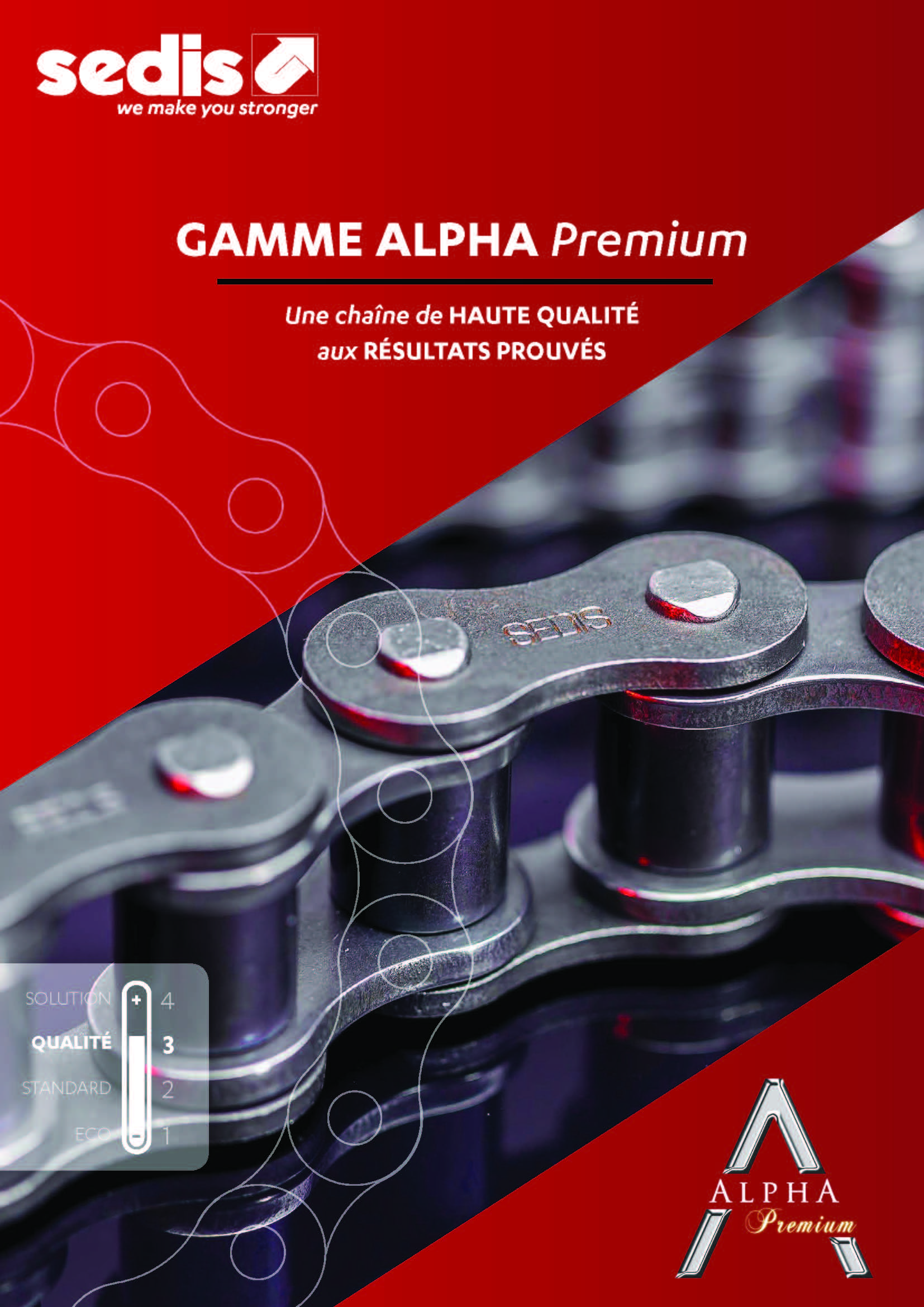 Gamme Alpha Premium