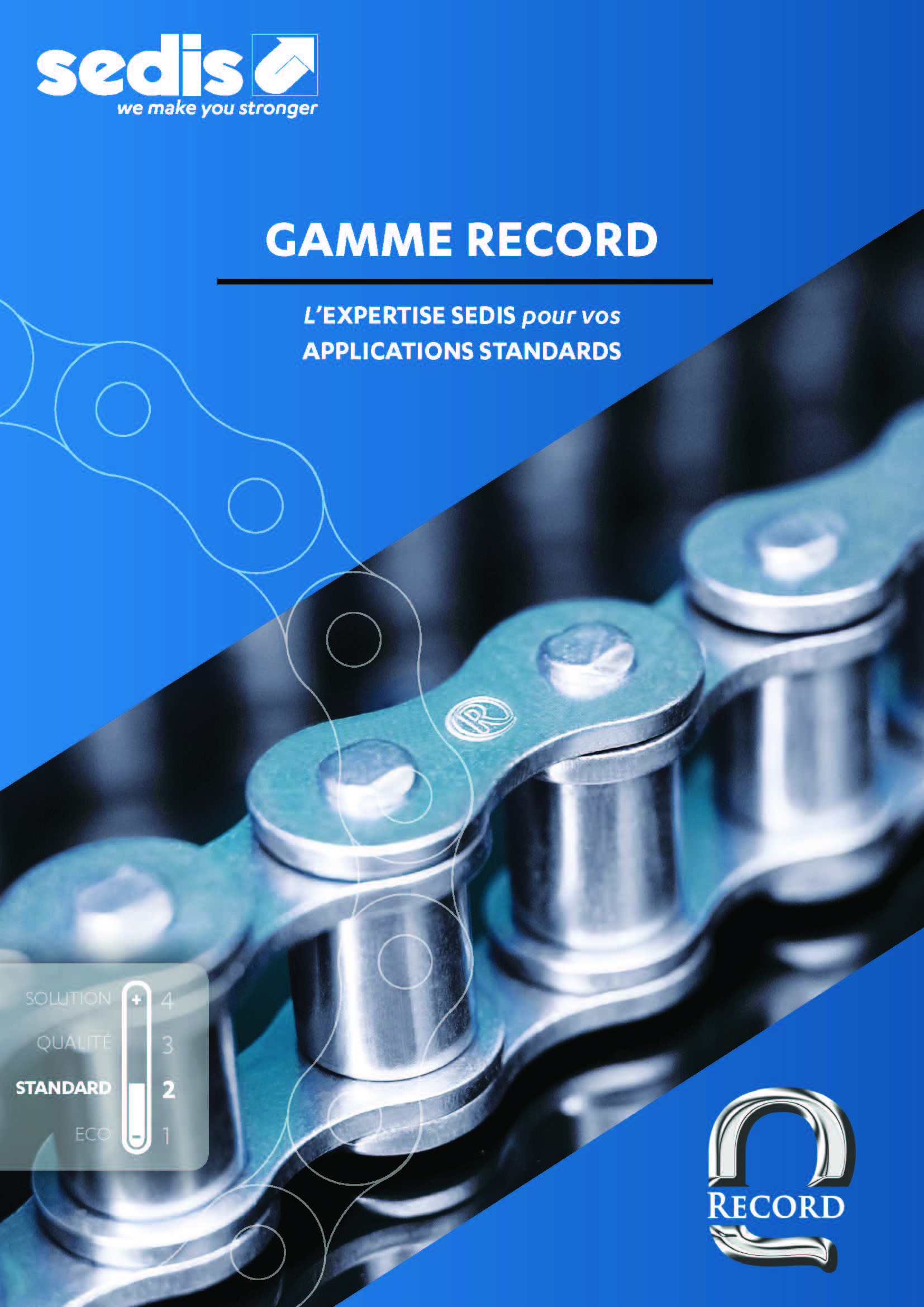 Gamme RECORD
