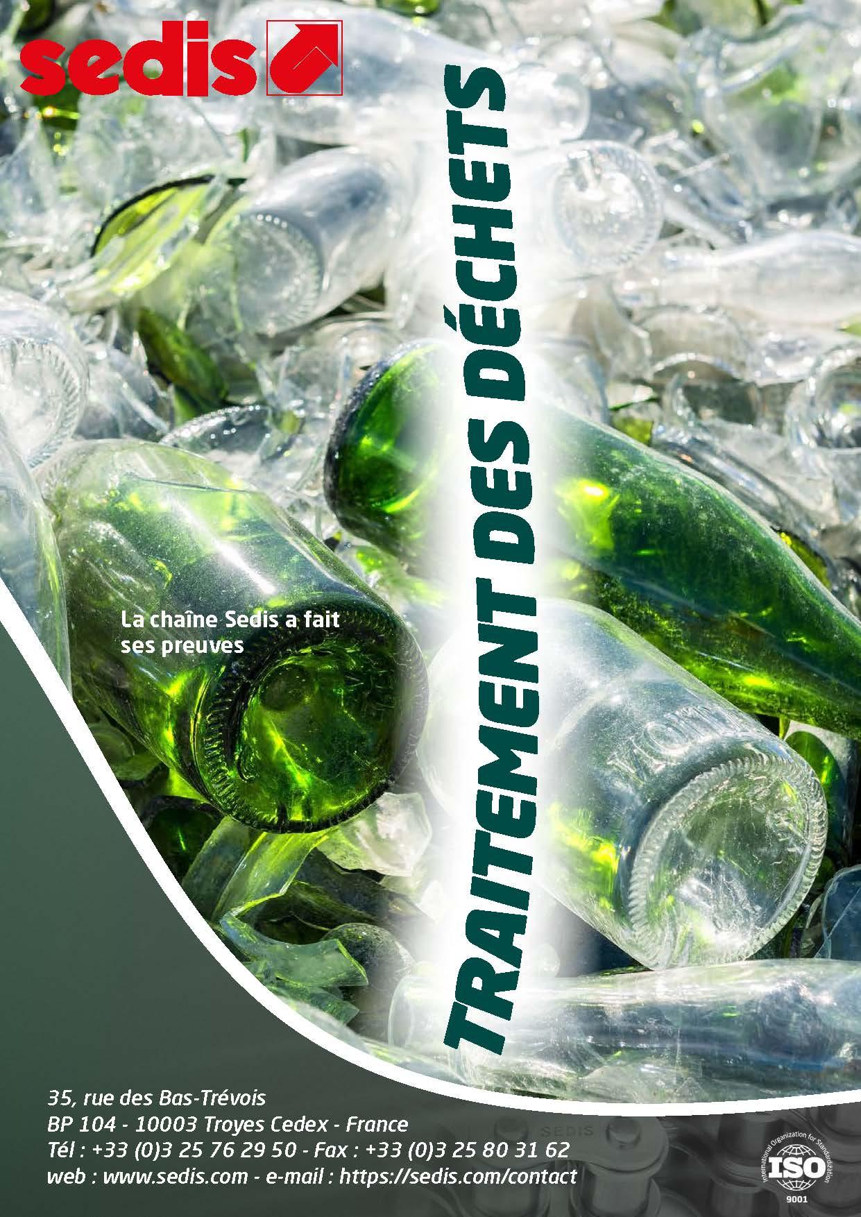 sedis brochure metier traitement des dechets