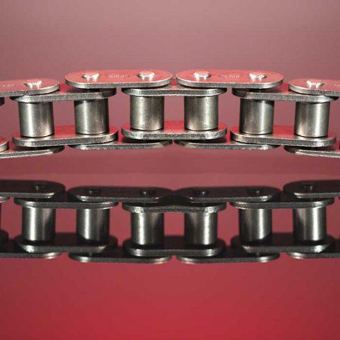 Sedis chaînes adaptées, chaînes à courbure latérale