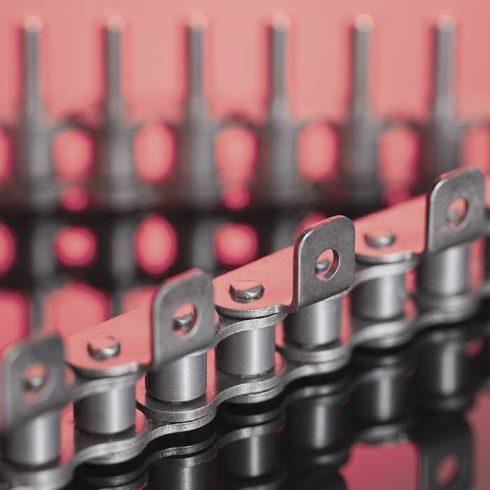 Sedis chaînes adaptées à plaques equerre K
