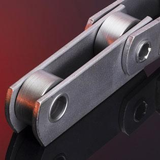 SEDIS chaînes de manutention à axes creux