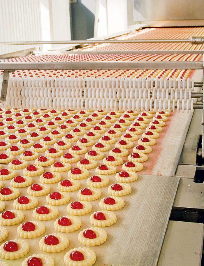SEDIS industrie agroalimentaire gateaux