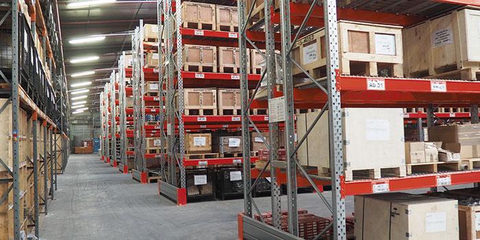 SEDIS SERVICES Plateforme Logistique